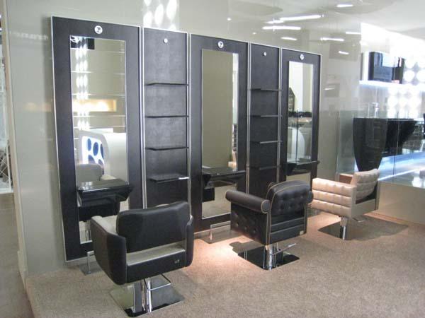 Mobiliario de peluqueria decoracion peluqueria muebles for Muebles peluqueria economicos