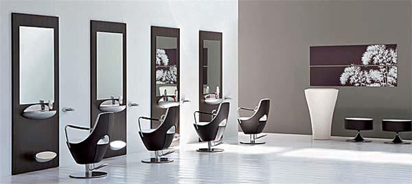 mobiliario de peluqueria  decoracion peluqueria  muebles peluqueria